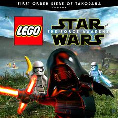 First Order Siege of Takodana Level Pack