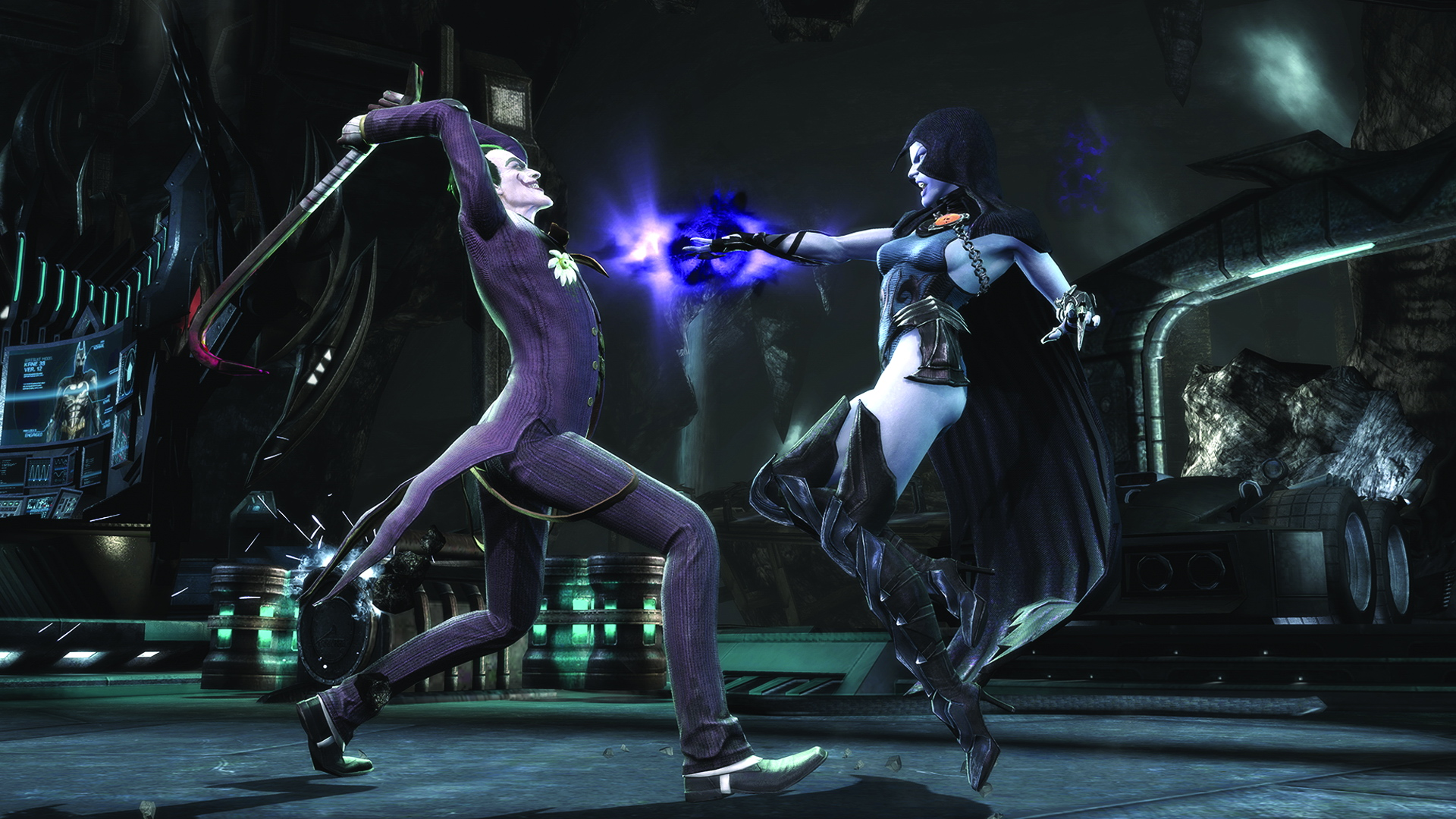 injustice gods among us ultimate edition on ps4. Black Bedroom Furniture Sets. Home Design Ideas