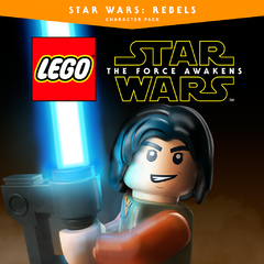 LEGO® STAR WARS™: THE FORCE AWAKENS - Star Wars: Rebels Character Pack