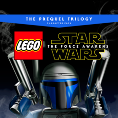 The Prequel Trilogy Character Pack