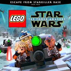 LEGO® STAR WARS™: THE FORCE AWAKENS - Escape From Starkiller Base Level Pack