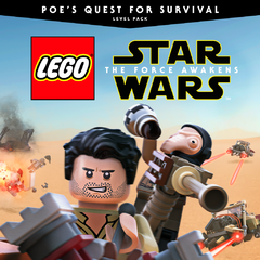 LEGO® STAR WARS™: THE FORCE AWAKENS - Poe's Quest for Survival Level Pack