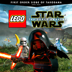 LEGO® STAR WARS™: THE FORCE AWAKENS - First Order Siege of Takodana Level Pack