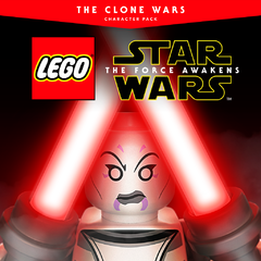 LEGO® STAR WARS™: THE FORCE AWAKENS - The Clone Wars Character Pack