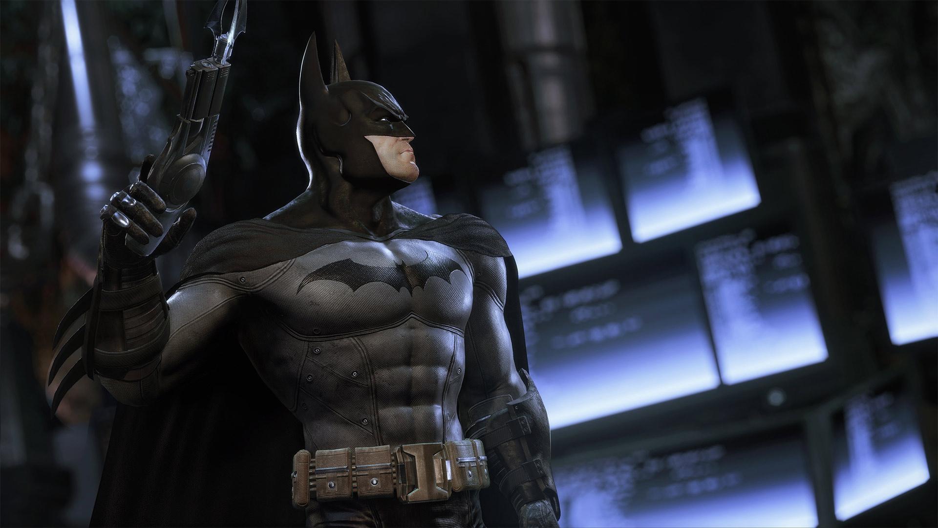 Batman Return To Arkham On PS4