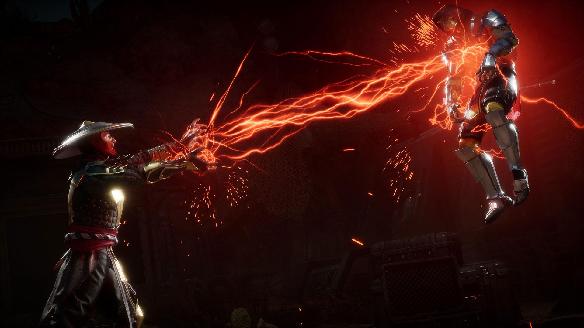 Скриншот №1 к MortalKombat11