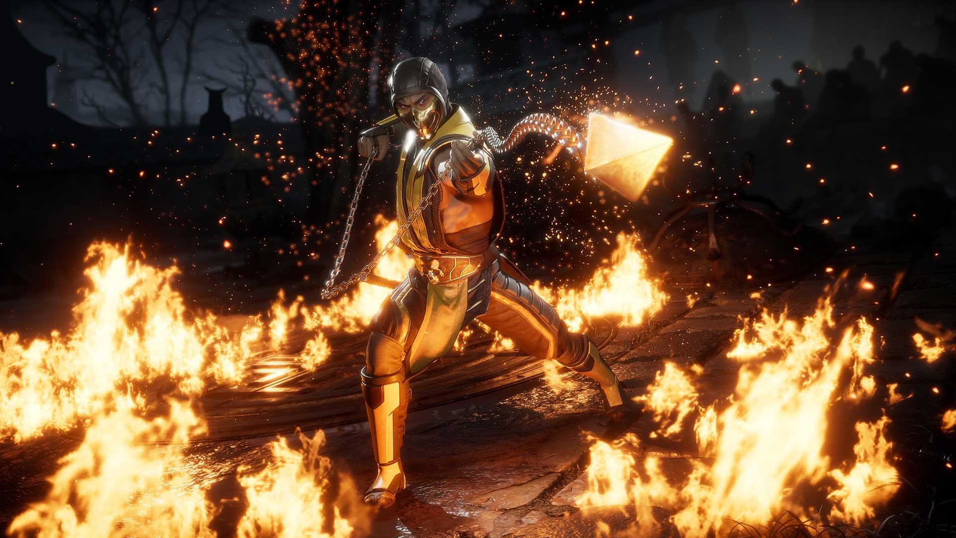 Скриншот №3 к MortalKombat11