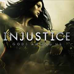 Injustice: Gods Among Us Video Game full game