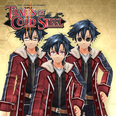 Trails of Cold Steel II - Designer Glasses Set