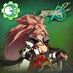 Guilty Gear Xrd -REVELATOR- System Voice - Baiken