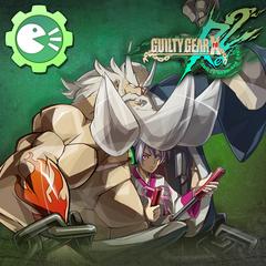 Guilty Gear Xrd REV 2 System Voice - Kum Haehyun