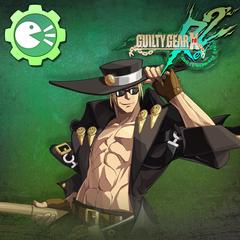 Guilty Gear Xrd REV 2 System Voice - Johnny