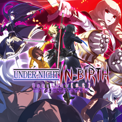 Under Night In-Birth Exe:Late[st] on PS Vita   Official