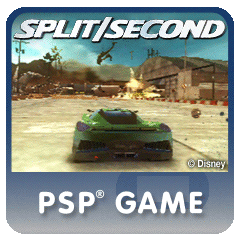 Split/Second PSP®