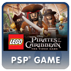LEGO® Pirates of the Caribbean: The Video Game PSP®