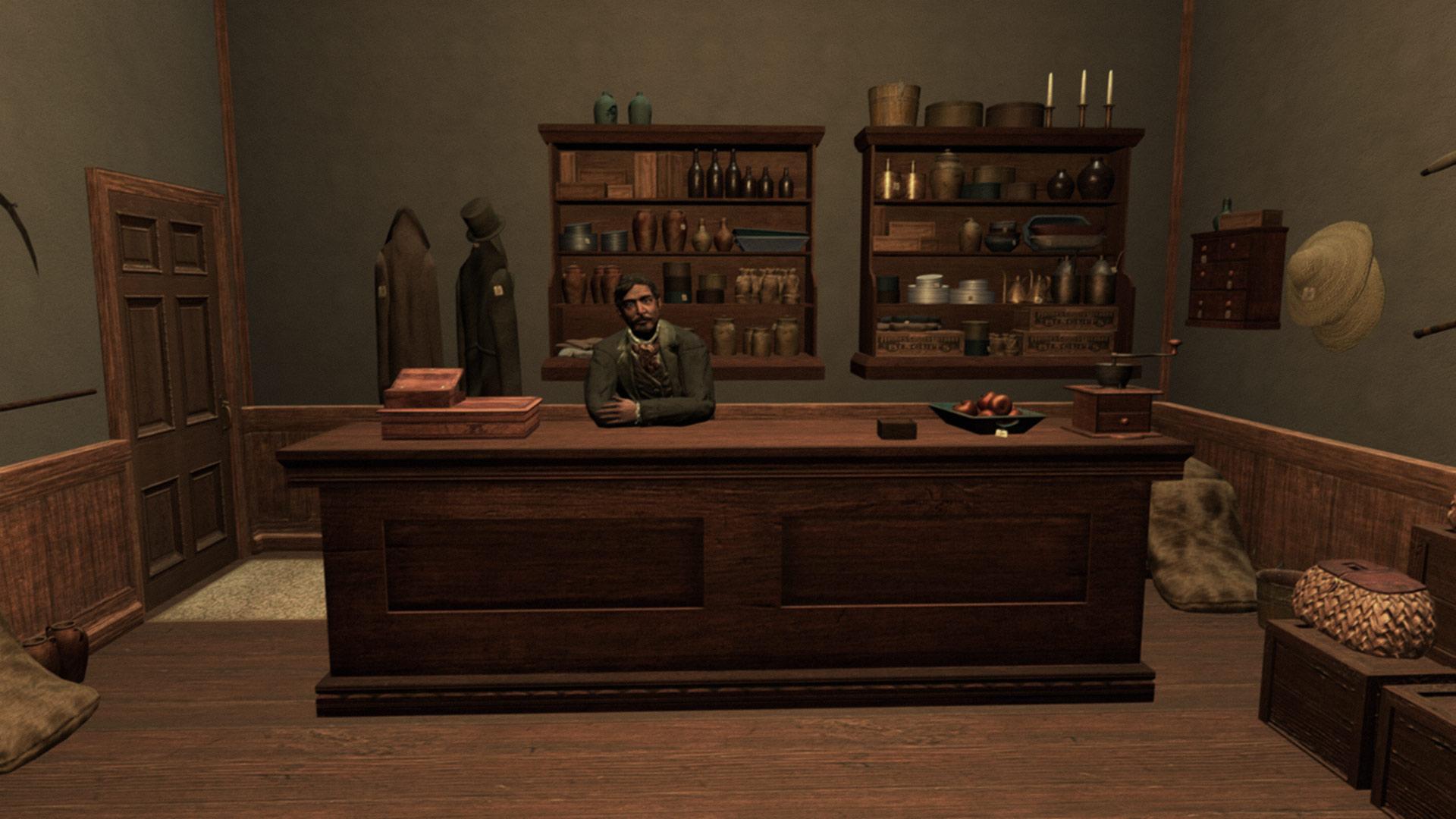 Скриншот №4 к Уолден игра