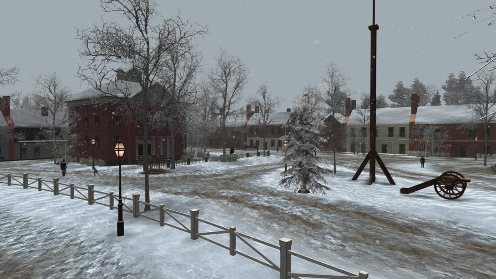 Скриншот №9 к Уолден игра