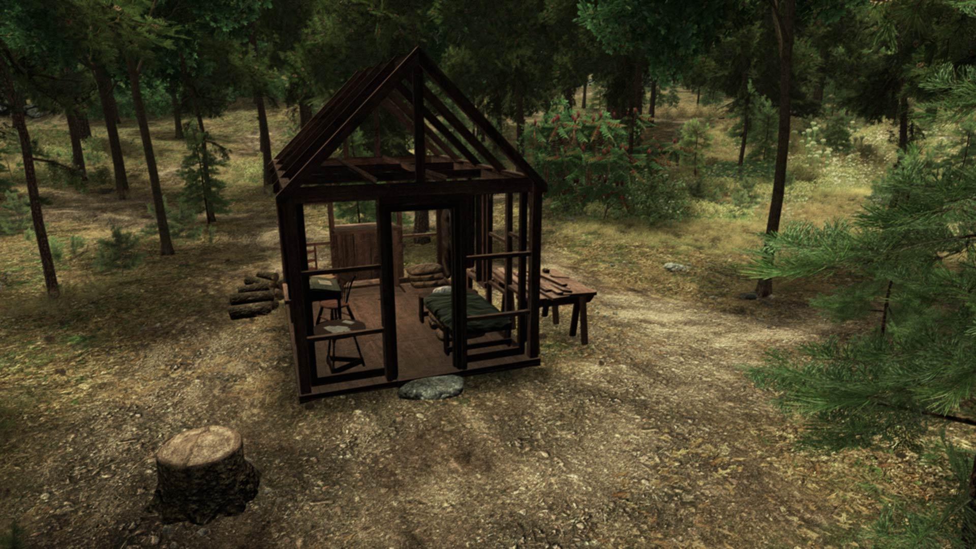 Скриншот №1 к Уолден игра