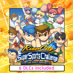 River City Super Sports Challenge ~All Stars Special~