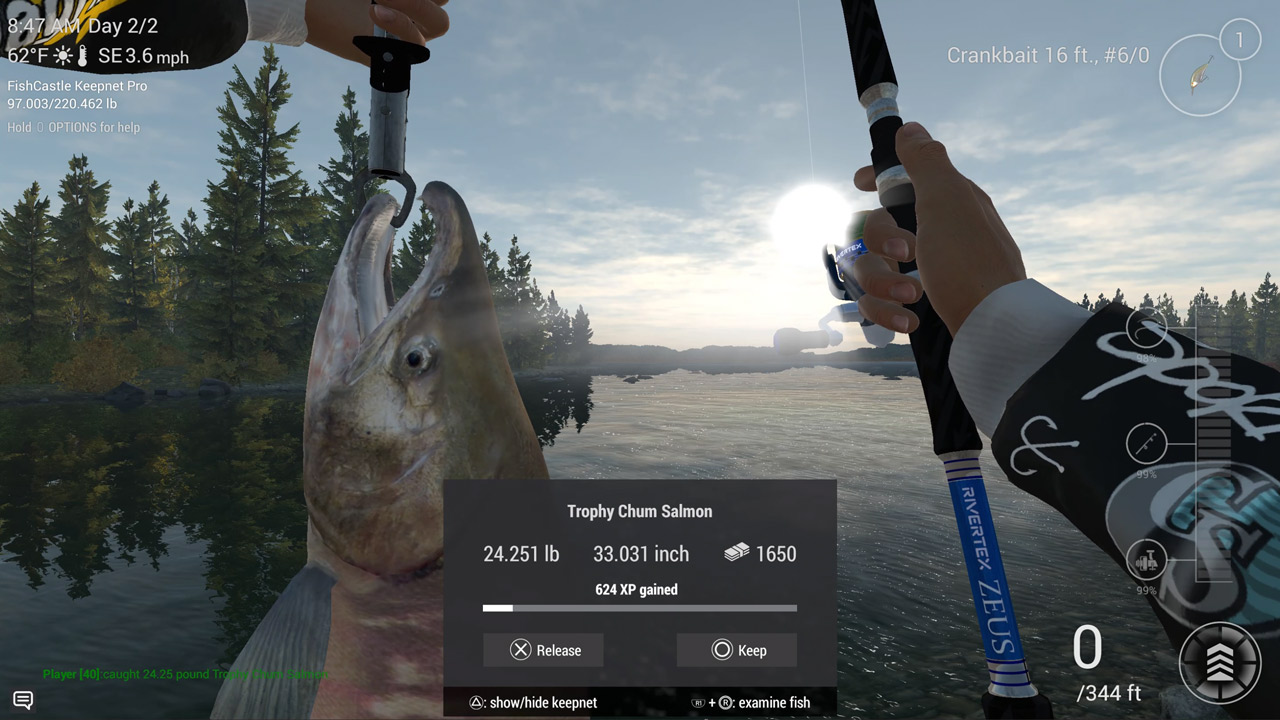 Fishing planet sur ps4 playstation store officiel canada for Fishing planet ps4