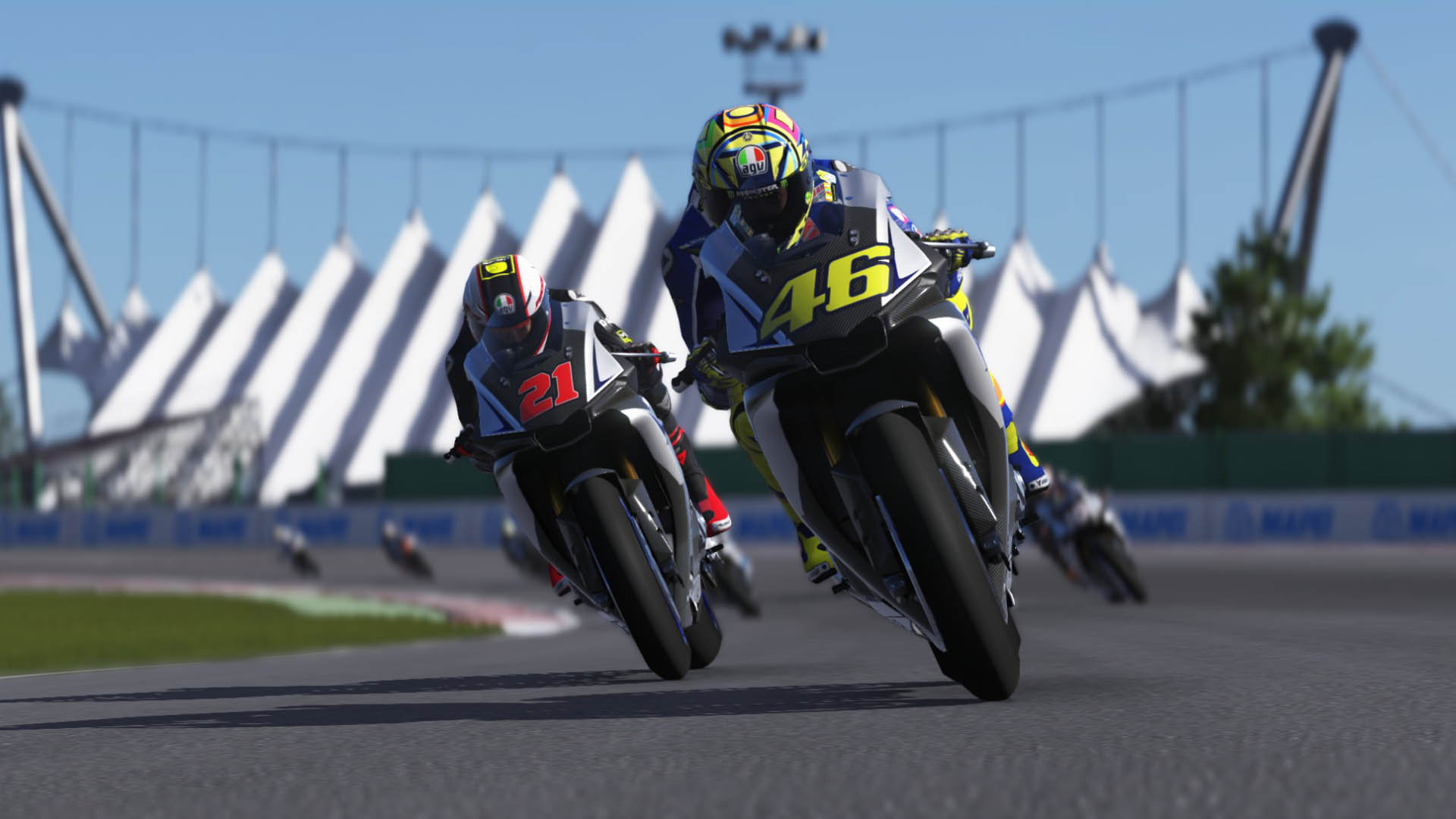 valentino rossi the game on ps4 official playstation store us. Black Bedroom Furniture Sets. Home Design Ideas