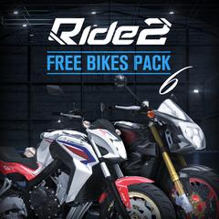 Ride 2 Free Bikes Pack 6