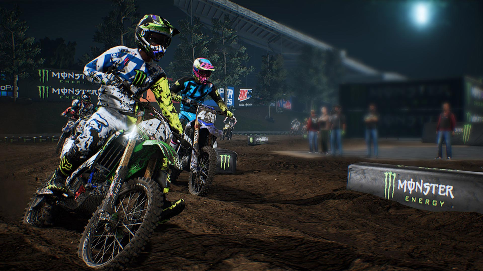 monster energy supercross special edition on ps4 official