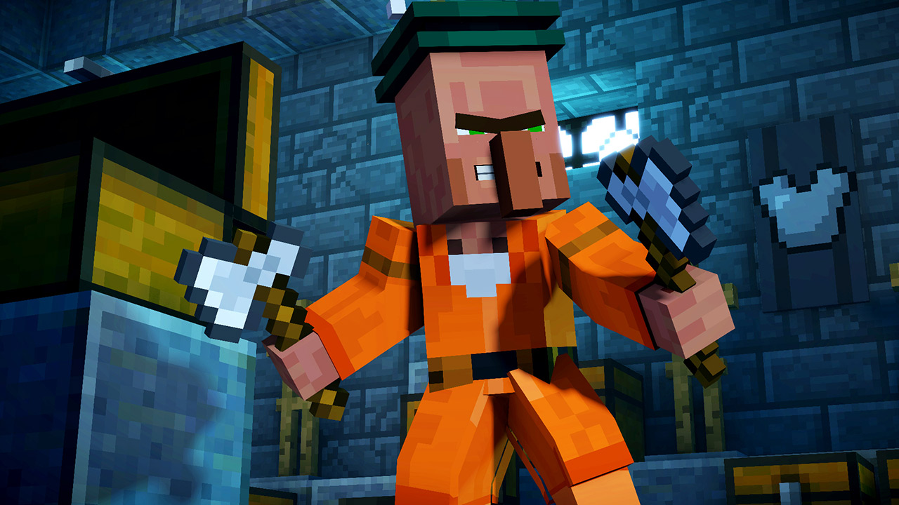 More for Minecraft: Story Mode - Season Two - Episode 1