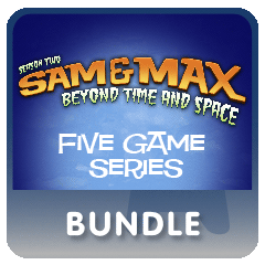 Sam & Max: Beyond Time and Space - Full Season
