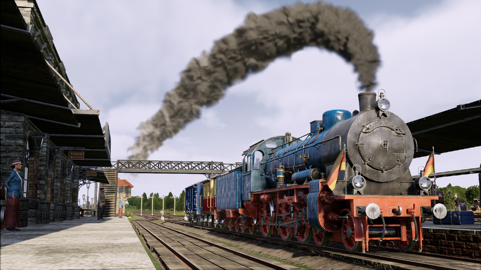 Скриншот №8 к Railway Empire - Complete Collection