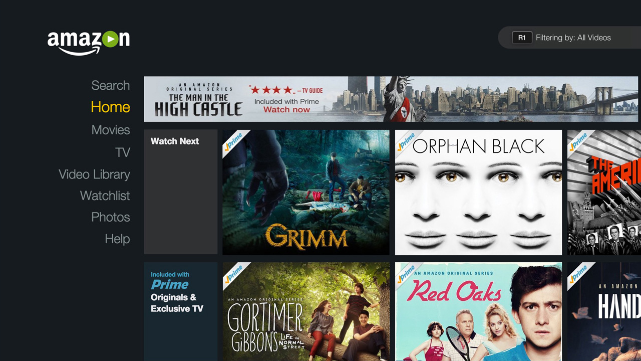 Image result for Amazon Video