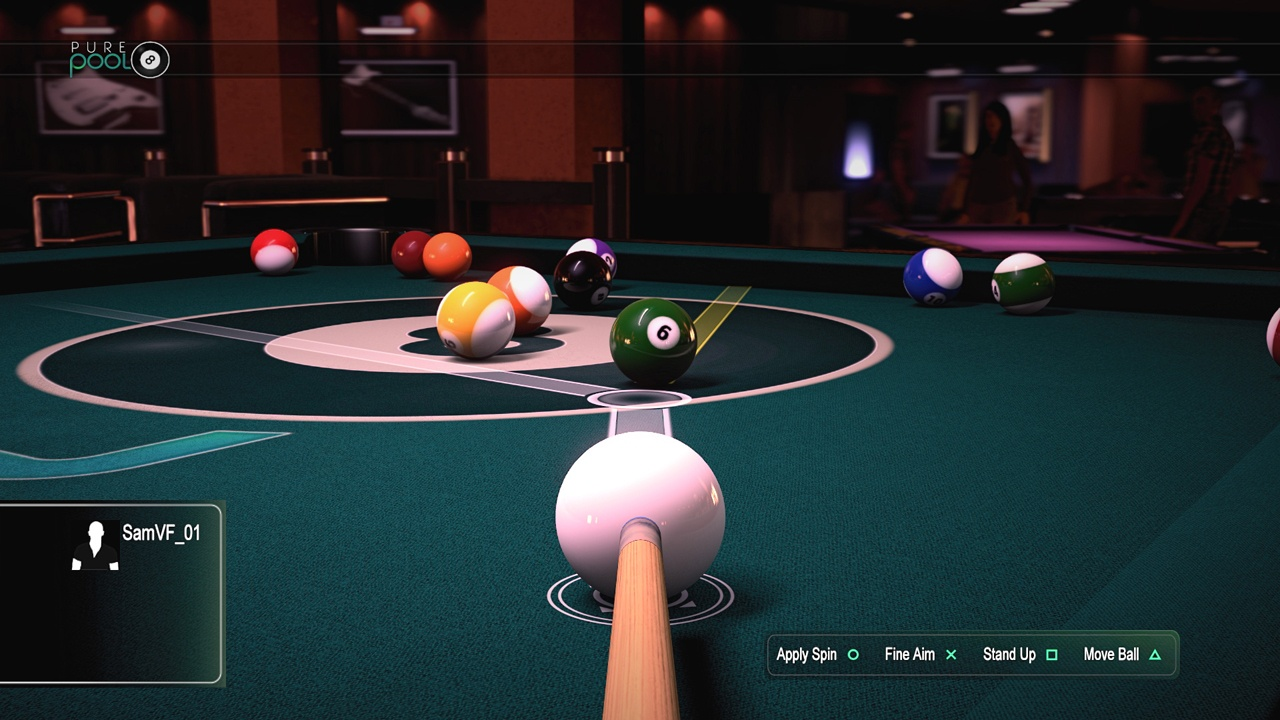 Pure Pool On Ps4 Official Playstation Store Us