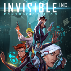 Invisible, Inc. Console Edition