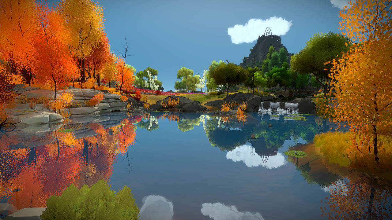 见证者.The Witness