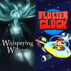 Whispering Willows & Fluster Cluck Mini Bundle