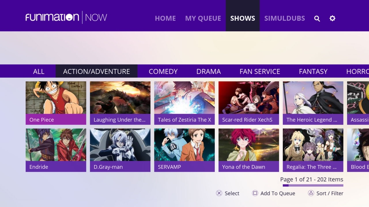 how to download funimation videos