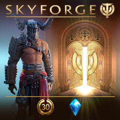 Skyforge: Adoptador temprano extendido: Ira del Berserker