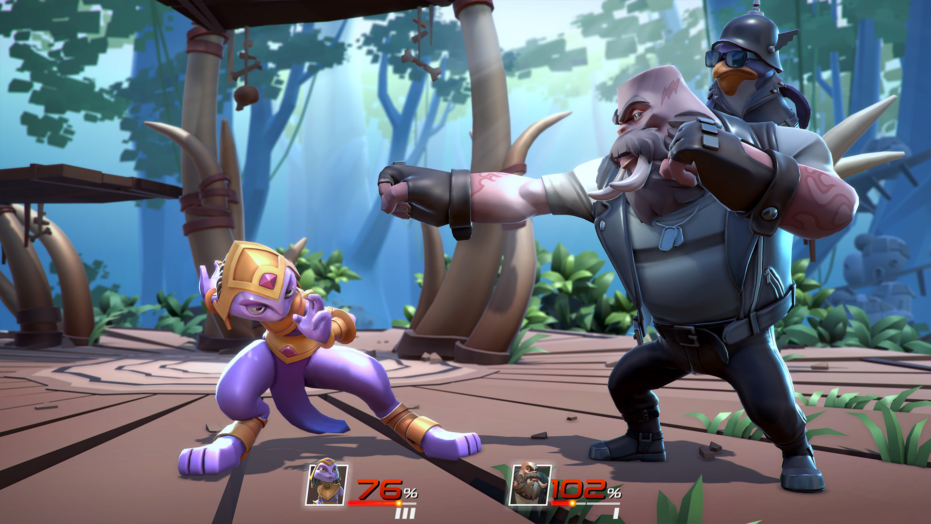 Brawlout Deluxe Edition for PS4 — buy cheaper in official store • PSprices USA