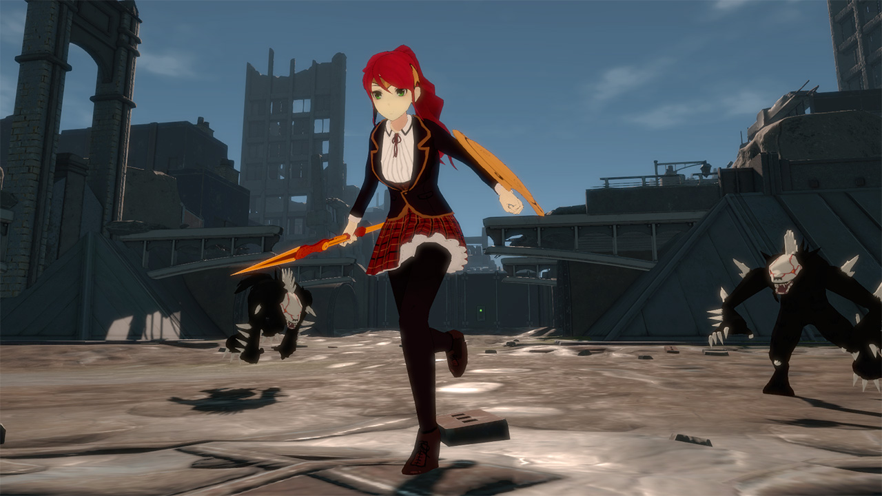 rwby grimm eclipse beacon costume pack on ps4 official