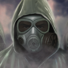 Total Jigsaw - Germ Warfare Avatar