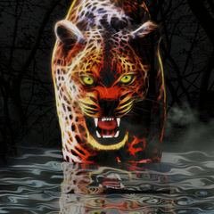 Total Jigsaw - Prowling Cat Avatar
