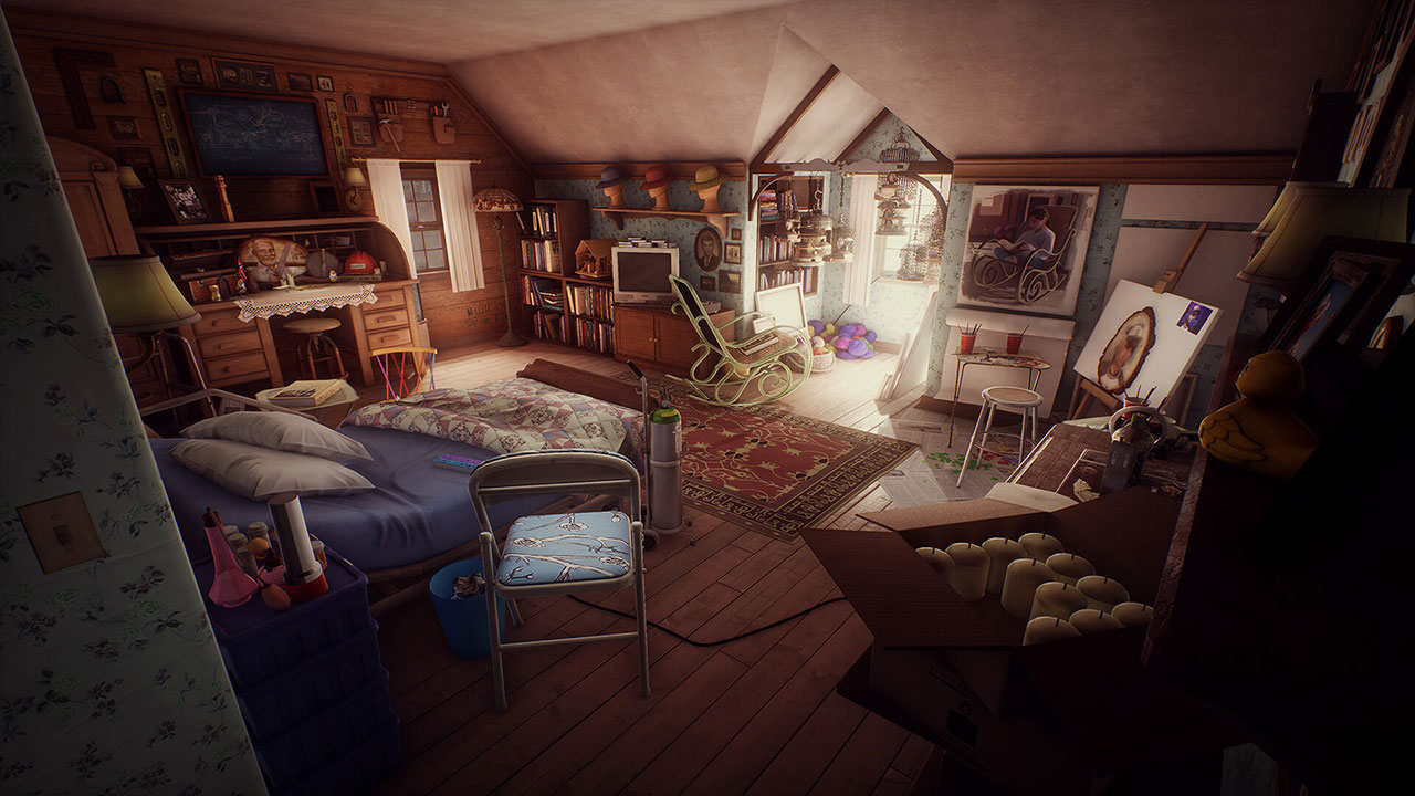 [PSPlus免費遊戲]What Remains of Edith Finch(中日英韓文版) 3