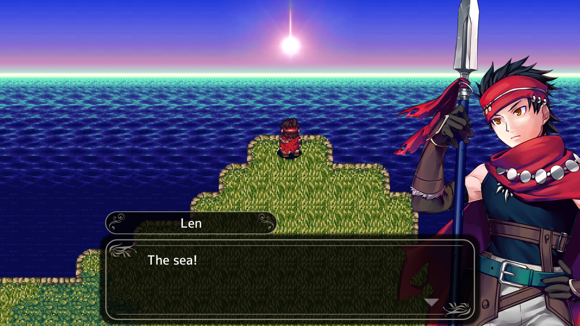Legend of the Tetrarchs for PlayStation
