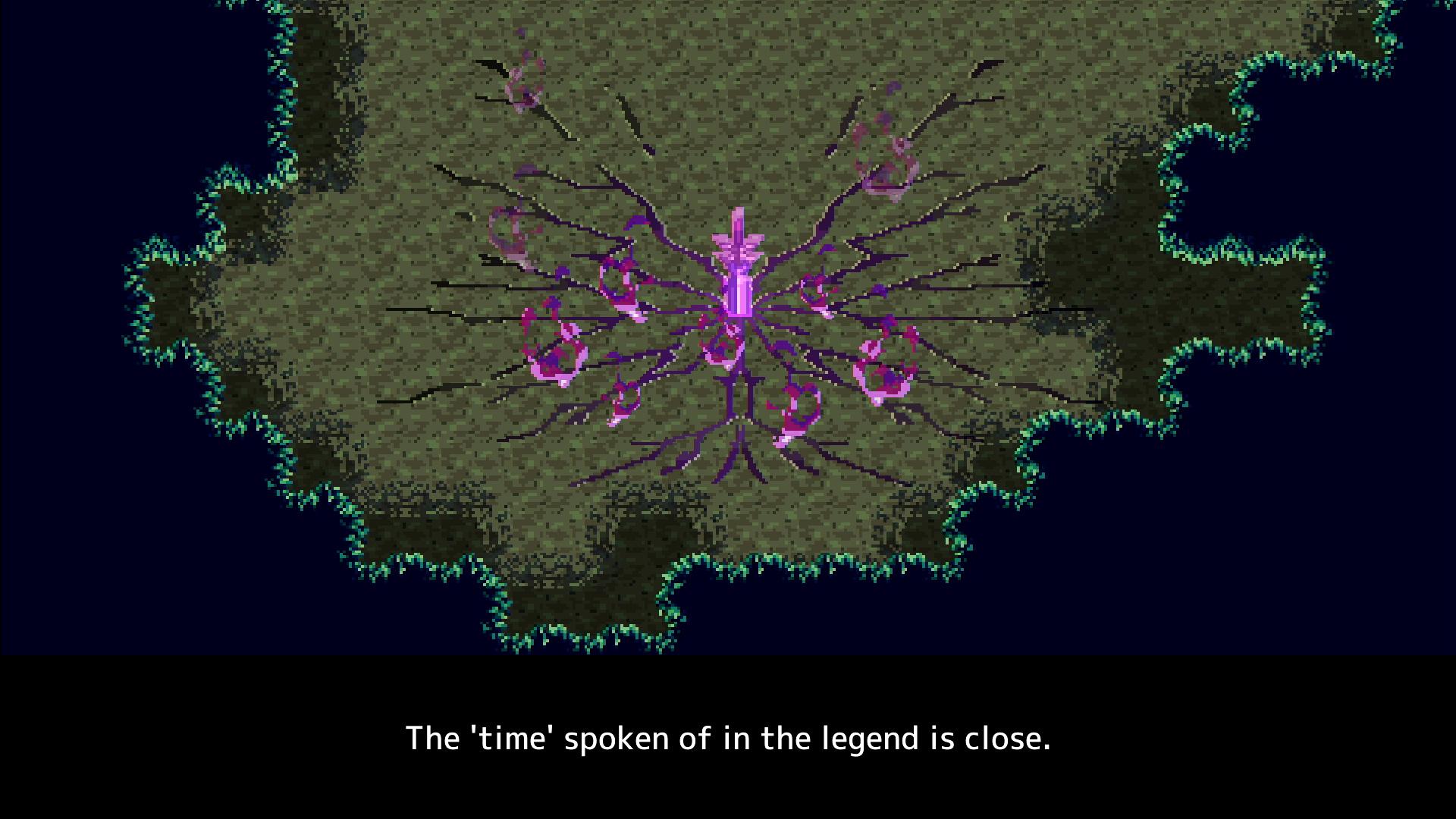 Скриншот №1 к Legend of the Tetrarchs