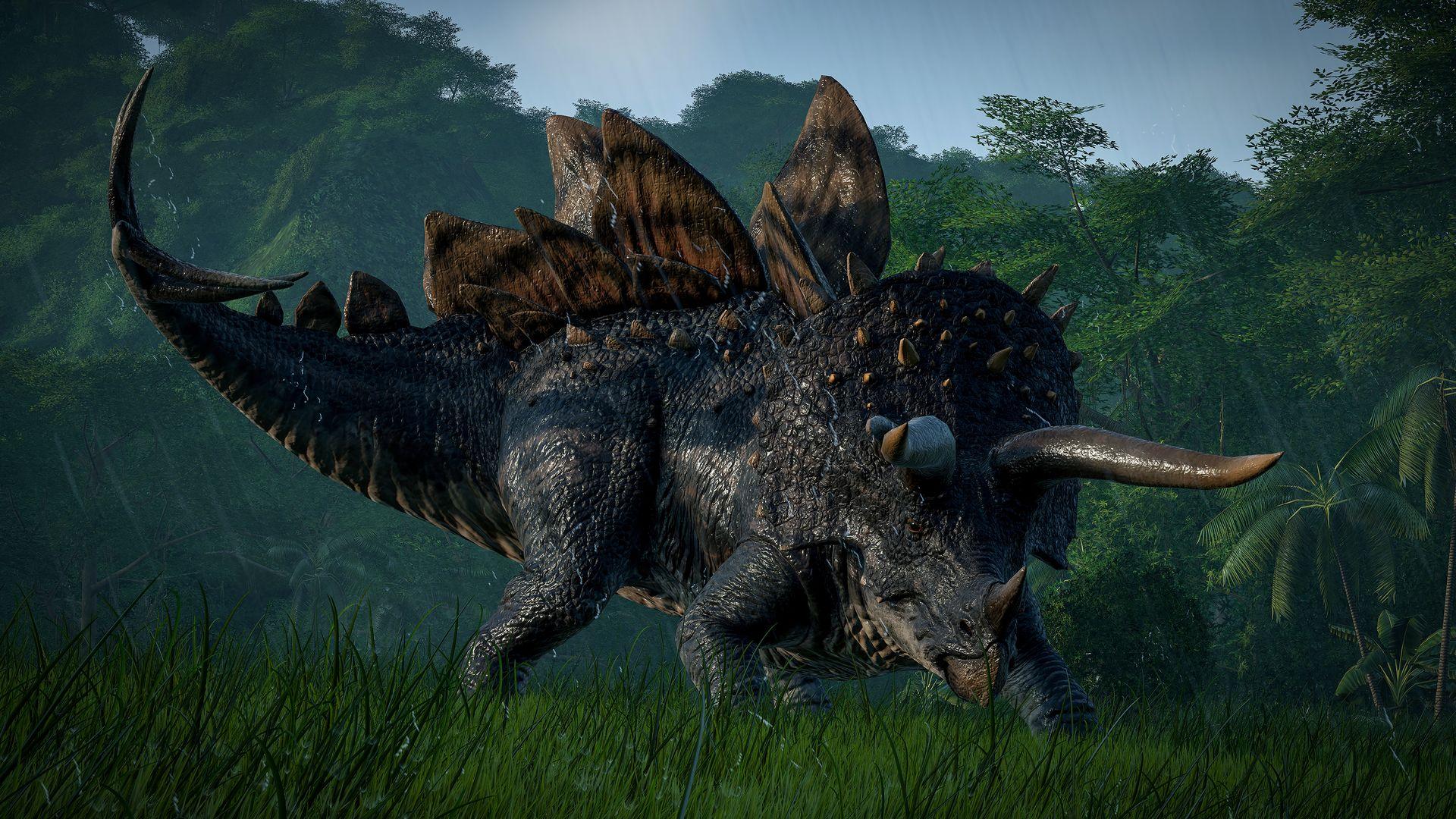 Jurassic World Evolution: Secretos del Dr. Wu en PS4