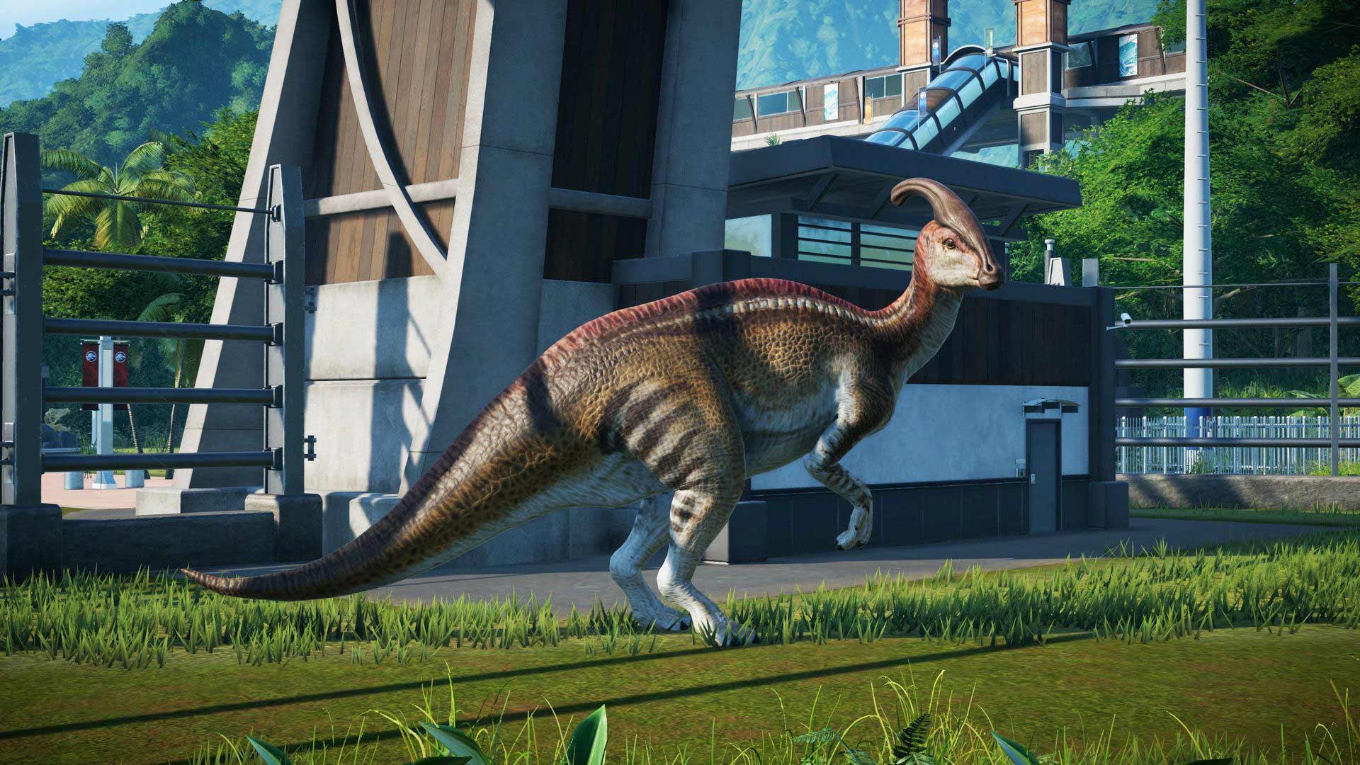 Jurassic World Evolution on PS4 | Official PlayStation