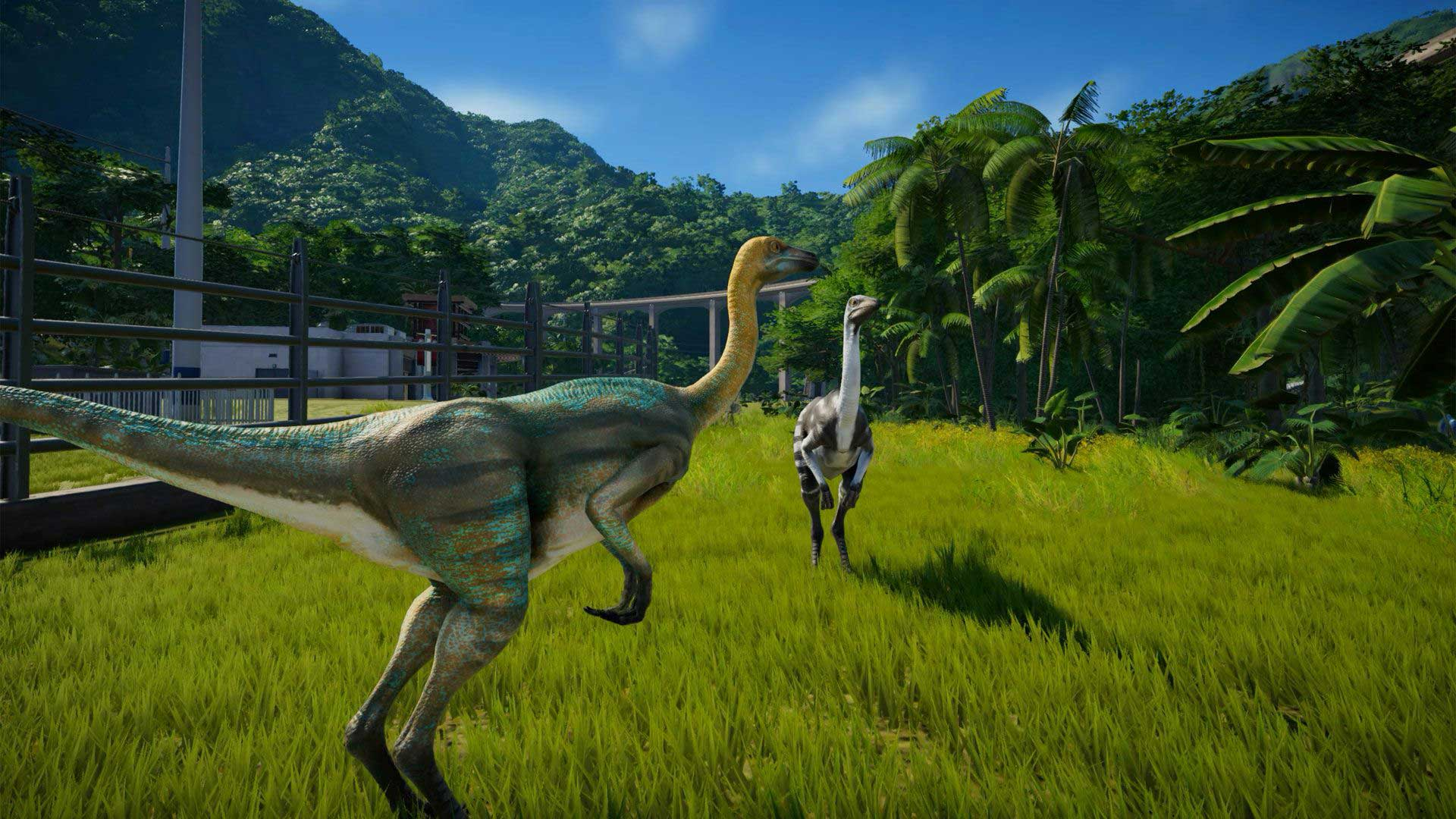 Jurassic World Evolution no PS4 | PlayStation™Store