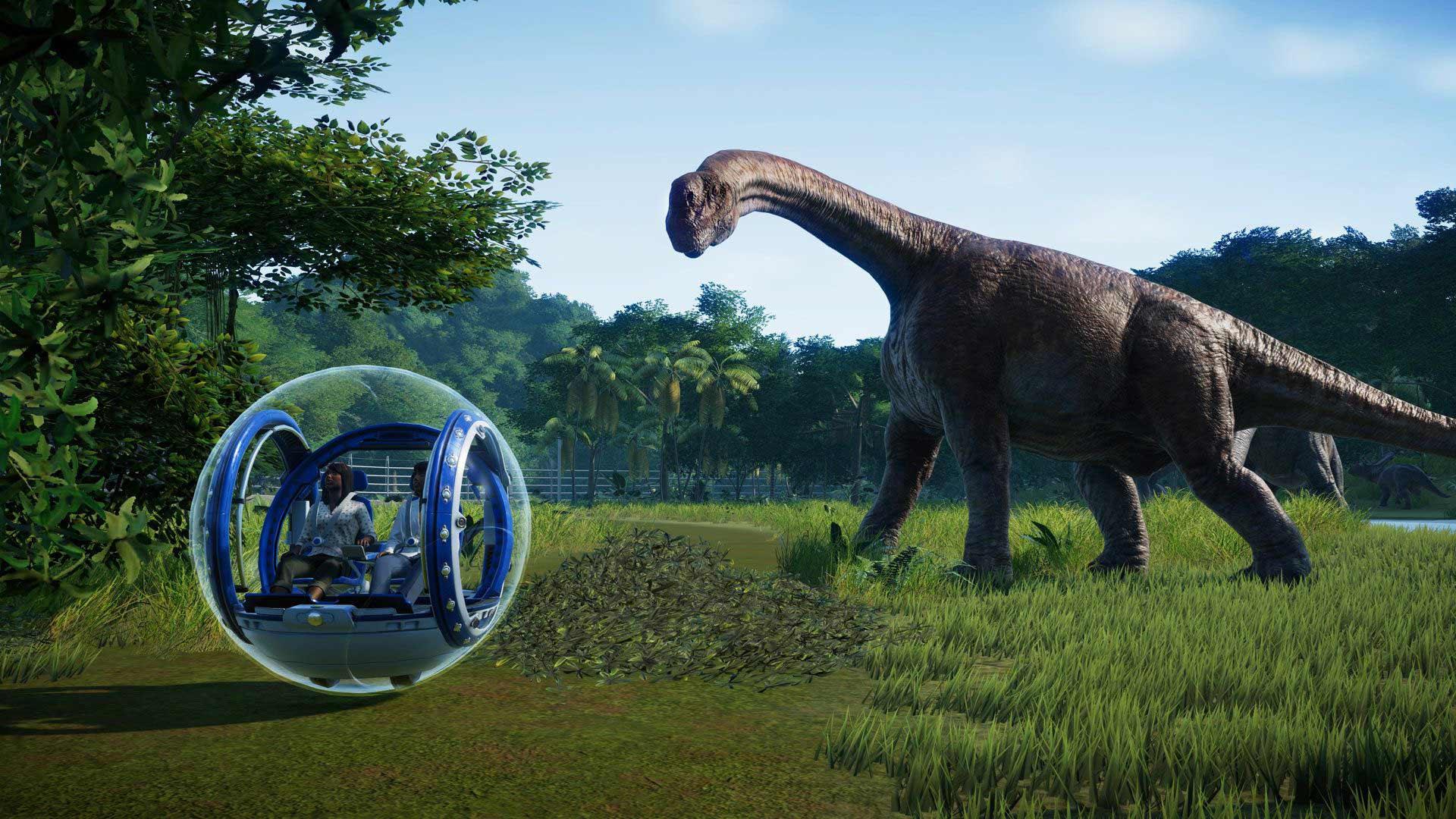 Resultado de imagen para Jurassic World Evolution