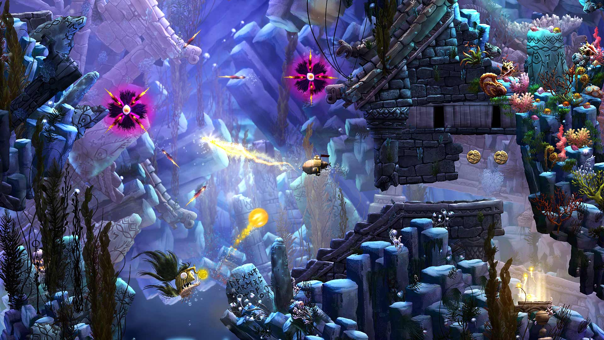 Song Of The Deep Ps3