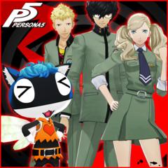 Shin Megami Tensei: Persona Costume & BGM Special Set